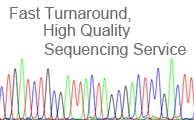 Sequencing Service Ad